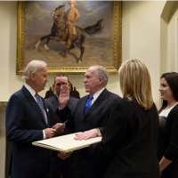 John Brennan Sworn in as CIA Director Using Constitution Lacking Bill of Rights