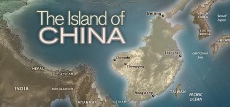 La Cina ? : è un' Isola !
