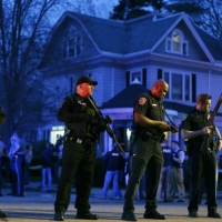 Nightmare ends as 2d suspect caught: the Boston manhunt from start to finish: how and where it played out