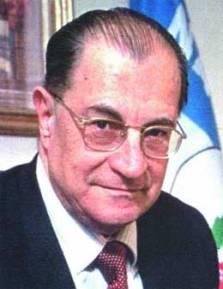 Pietro Armani -1973 / 1995 membro del consiglio d'amministrazione e vicepresidente.
