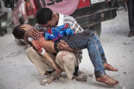 The war ..... the horror (Syria)