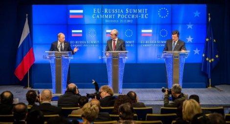 Belgium EU Russia