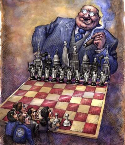 corporatocracy