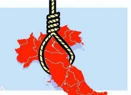 Italia strangolata