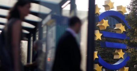 La sede della Banca Central Europea a Francoforte (foto: Ralph Orlowski/Getty Images)