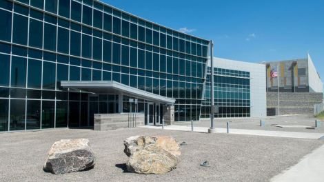 The NSA's new data center in Bluffdale, Utah. National Security Agency