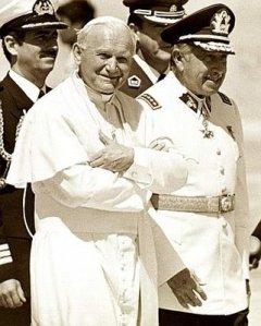 Wojtyla - Pinochet