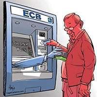 Fmi decide il prelievo forzoso su tutti i conti correnti europei