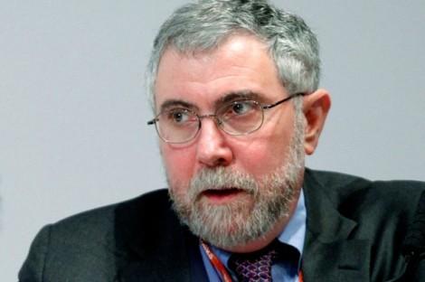 Paul Krugman (Credit: Reuters/Anton Golubev)