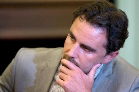 L'ex-informaticien de la banque HSBC Hervé Falciani. Image: AFP