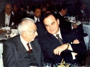 GE Valori e Francesco COSSIGA