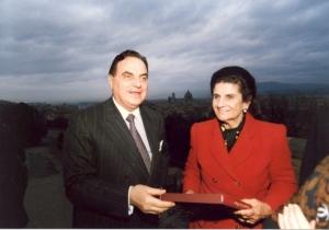 GE Valori e Lea Rabin