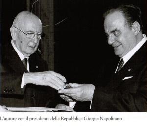 GEV e il Presidente della Repubblica Napolitano
