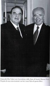 GEV con Shimon Peres