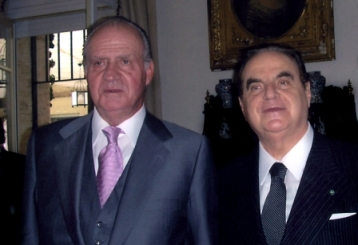 GEV con Juan Carlos