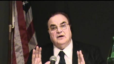 Prof. Giancarlo Elia Valori  Conferenza presso l' Ambasciata d'Italia a Washington.