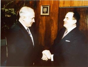 GEV e Benjamin Netanyahu