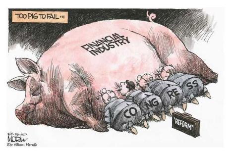 TOO PIG TO FAIL