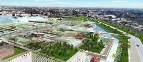 Expo 2015 Masterplan