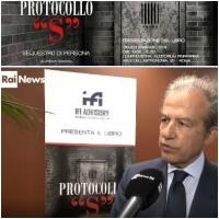 """Protocollo """"S""""- Sequestro di Persona"""" di Umberto Saccone"""